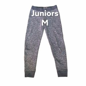 Sonoma M Joggers Sweat Pants Ankle Gray NWOT